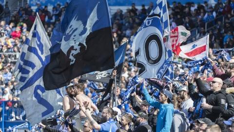 Le CF Montréal ferme la section 132