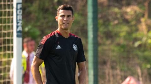 Ronaldo doit faire ses débuts avec ManU samedi