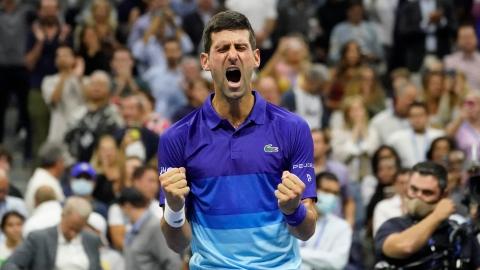 Djokovic à une victoire d'un exploit historique