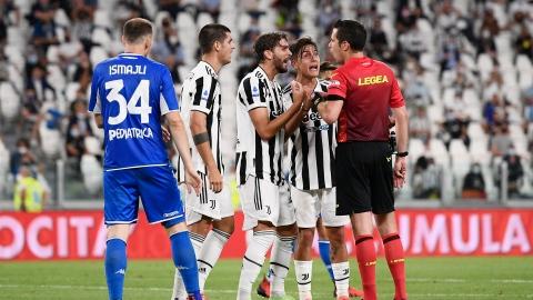 La Juventus n'y arrive toujours pas
