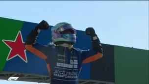 Ricciardo champion en Italie et doublé McLaren