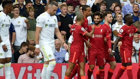 Liverpool tient la cadence