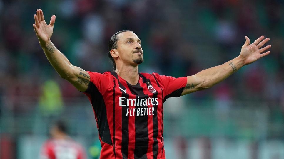 Milan retrouve Ibrahimovic et domine la Lazio