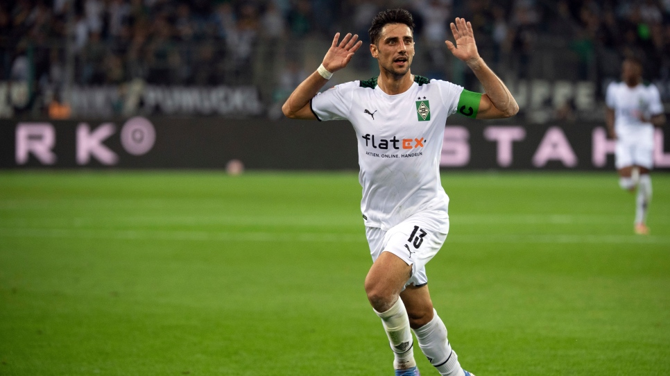 Mönchengladbach gagne et lance enfin sa saison