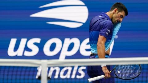 La Serbie encaisse difficilement la défaite de Djoko