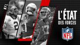 État des forces NFL - 14 septembre 2021