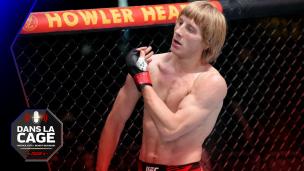 Pimblett, prochaine grande vedette de l'UFC?; McGregor incontrôlable