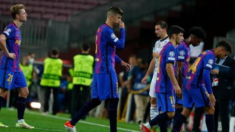 Le Barça, une équipe quelconque en Europe?