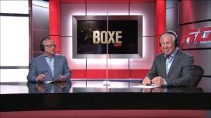 Le tour de l'actualité dans le monde de la boxe