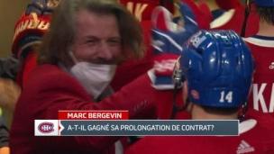 Bergevin mérite-t-il une prolongation de contrat?