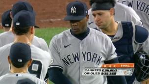 Yankees 4 - Orioles 3