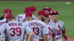 Cardinals 11 - Mets 4