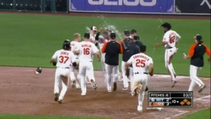 Yankees 2 - Orioles 3 (10 manches)