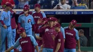 Cubs 8 - Phillies 17