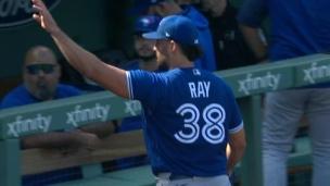 L'incroyable saison de Robbie Ray