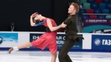 Nadiia Bashynska et Peter Beaumont