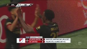 Atlanta United 3 - DC United 2