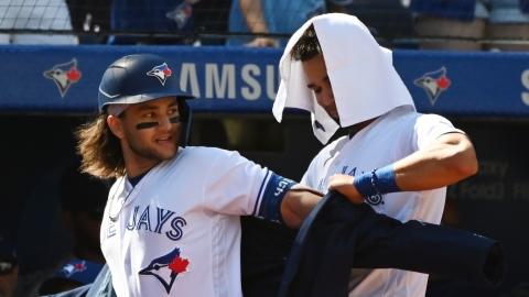 Les Jays s'offrent un léger coussin sur les Yankees