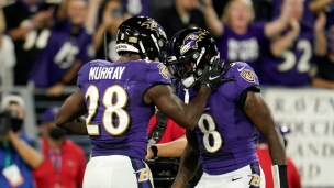 Chiefs 35 - Ravens 36