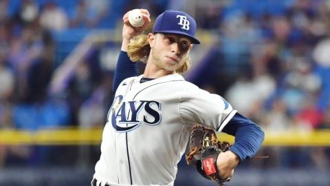 Les Rays réduisent l'avance des Jays sur les Yankees
