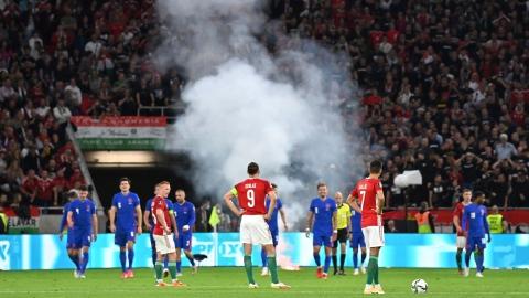 Racisme : la Hongrie sanctionnée par la FIFA