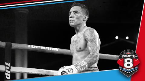 Oscar Valdez : un autre coup dur pour l'intégrité de la boxe