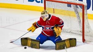 Canadiens 5 - Étoiles universitaires 3