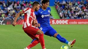 Atlético Madrid 2 - Getafe 1