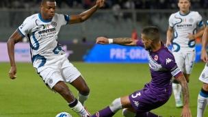 Inter Milan 3 - Fiorentina 1