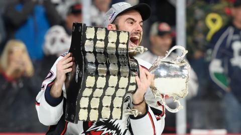 Coupe Memorial 2022 : Saint John a été préféré à Québec