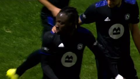 Ballou sauve la mise pour le CF MTL contre Halifax