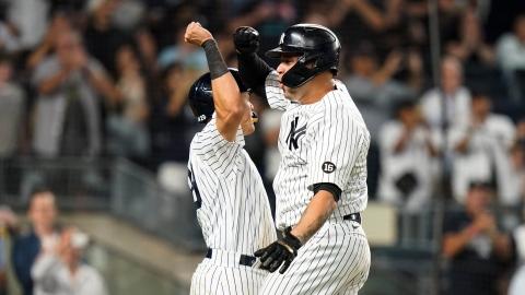 Yankees et Red Sox profitent de la défaite des Jays