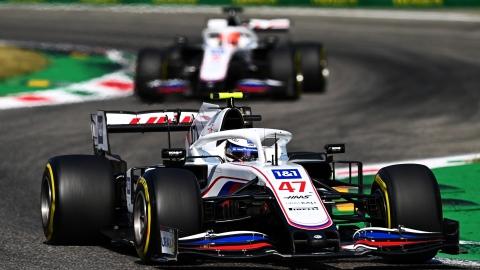 Schumacher et Mazepin confirmés chez Haas pour 2022