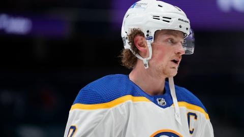 Jack Eichel n'est plus capitaine des Sabres