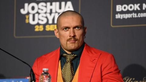 Usyk promet un combat « dont les gens parleront longtemps »