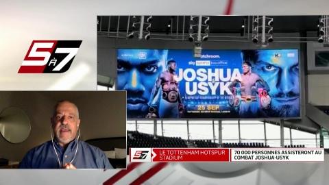Joshua-Usyk, le plus gros combat de 2021!