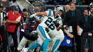 Panthers 24 - Texans 9