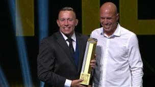 GSP rend hommage à ses alliers, l'UFC et ses adversaires