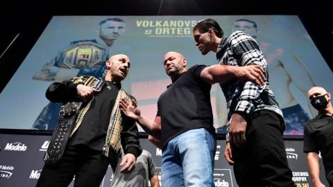 Tout est en règle pour faire le spectacle à l'UFC 266