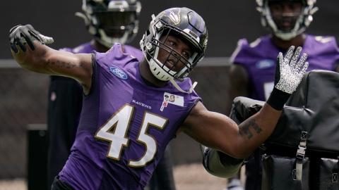 Quatre joueurs des Ravens sur la liste COVID-19 de la NFL