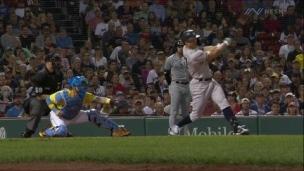 Les Yankees sont sans pitié