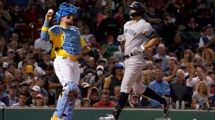 Yankees 8 - Red Sox 3