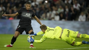 Paris Saint-Germain 1 - Montpellier 0