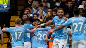 Chelsea 0 - Manchester City 1