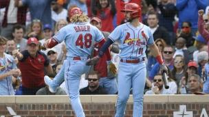 Cardinals 8 - Cubs 5