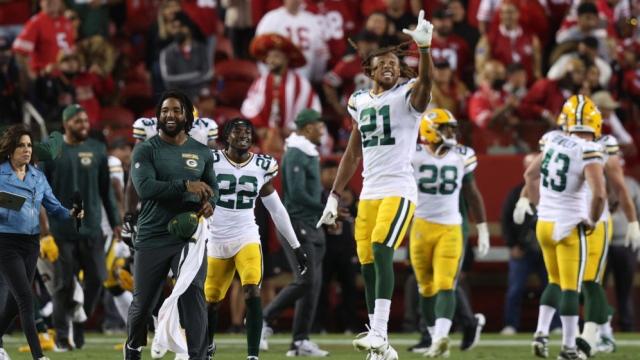 Un dernière poussée remarquable sauve les Packers