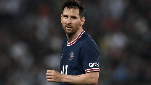 Retour de Messi mardi contre Manchester City
