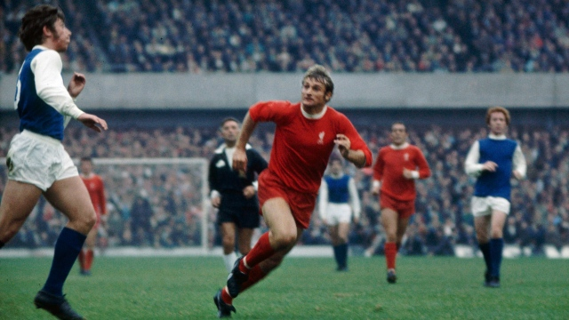 Décès d'une légende de Liverpool