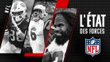 État des forces NFL - 5 octobre 2021