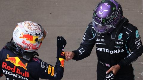 GP de Turquie : Hamilton-Verstappen, deux points c'est tout